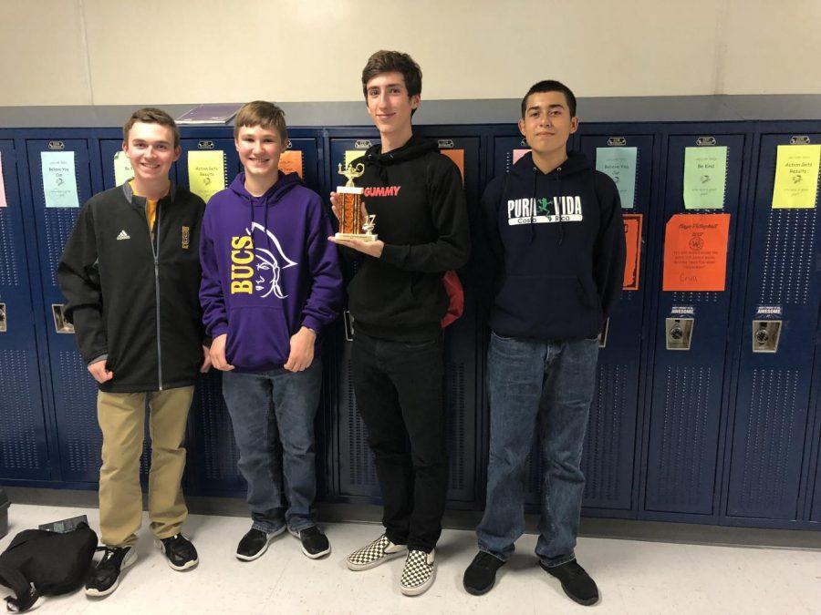 Scholastic Bowl Takes Third