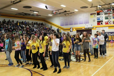 BHS hosts Homecoming week