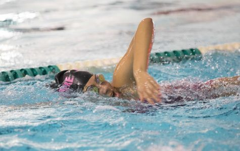 Girls Swimming heads into State weekend