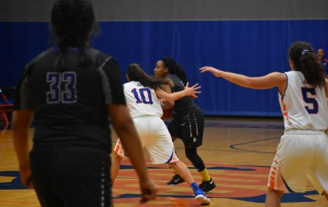 Girls Basketball falls on a buzzer beater opening night