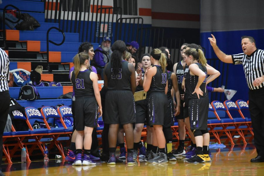Girls Basketball finishes season strong