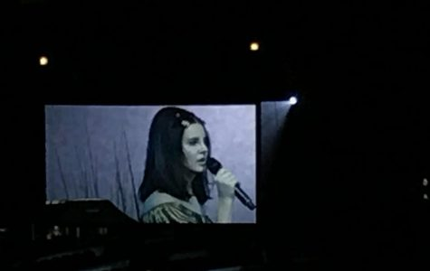 Del Rey Performs at The United Center