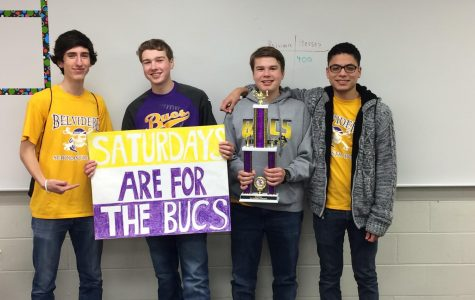 BHS Scholastic Bowl team places second at home tournament