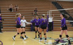 Girls volleyball starts off the season strong.