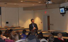 State Representative visits BHS