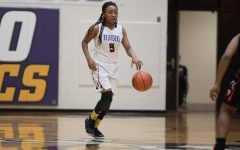 Girls basketball dribbles into the season