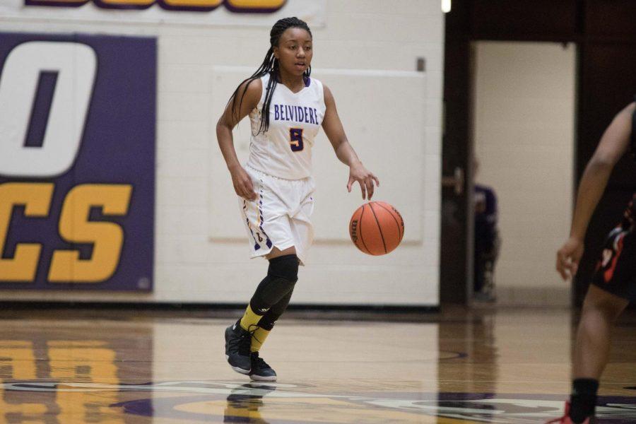 Girls basketball dribbles into the season