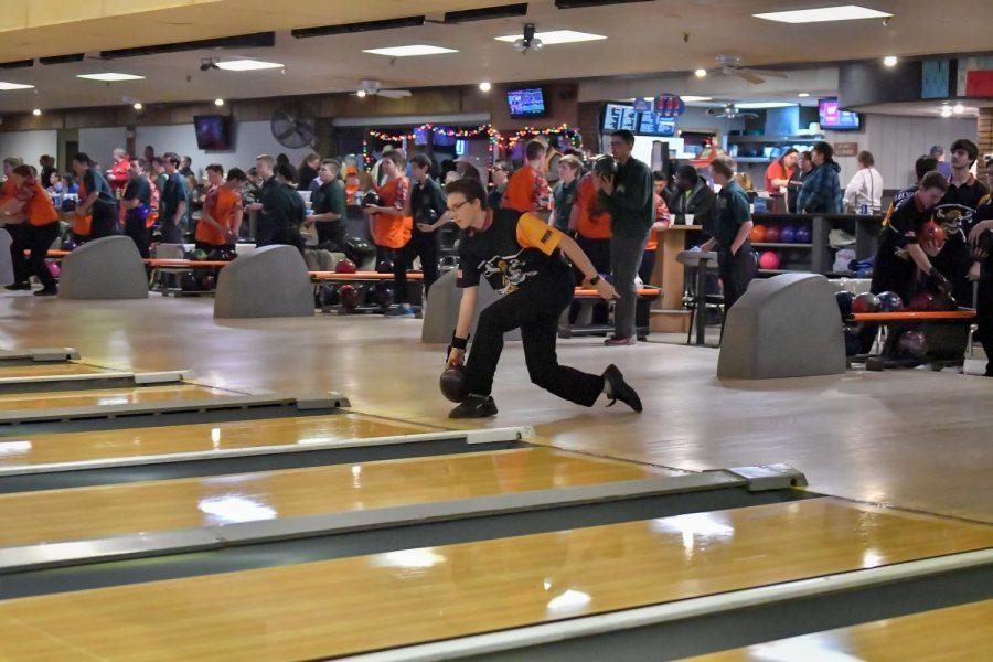 Boys Bowling Strikes it up