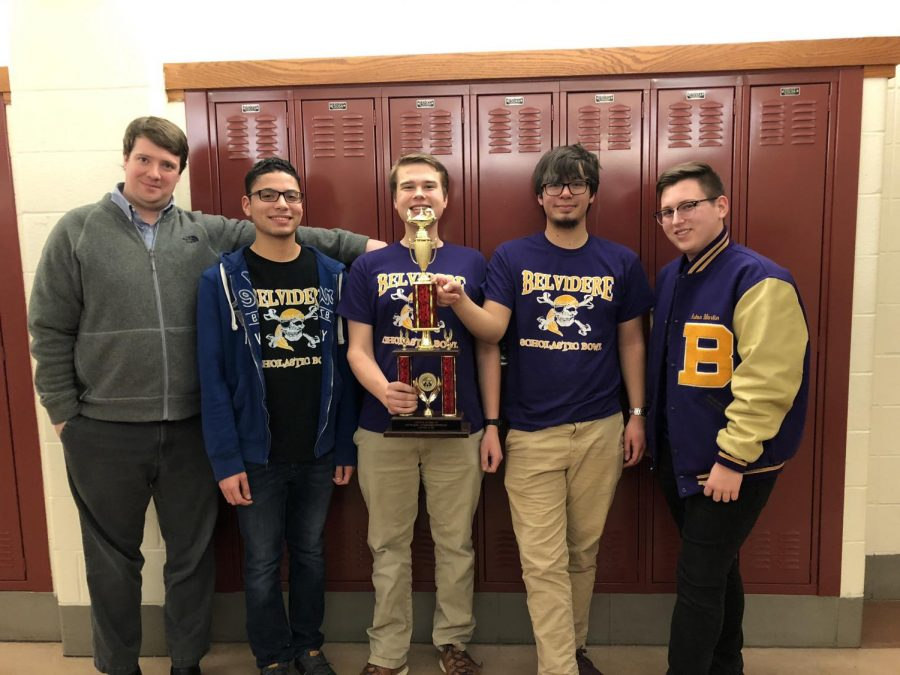 Scholastic Bowl takes Second