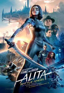 Alita: Battle Angel fights in box office