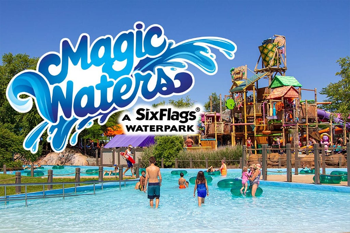 Six Flags takes over operations at Magic Waters – The Buccaneer