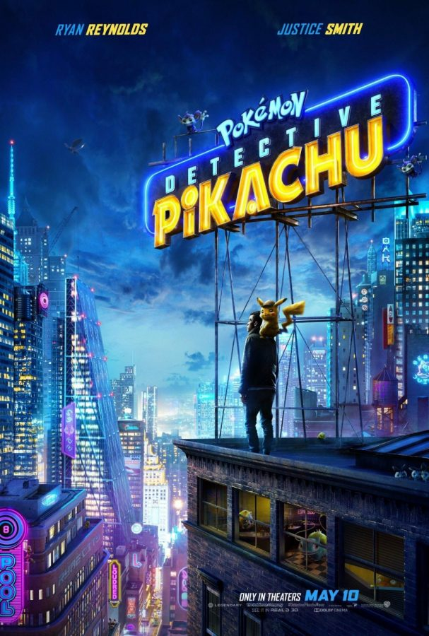 Detective Pikachu earns $54.4 opening weekend