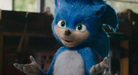 Sonic The Hedgehog receives backlash