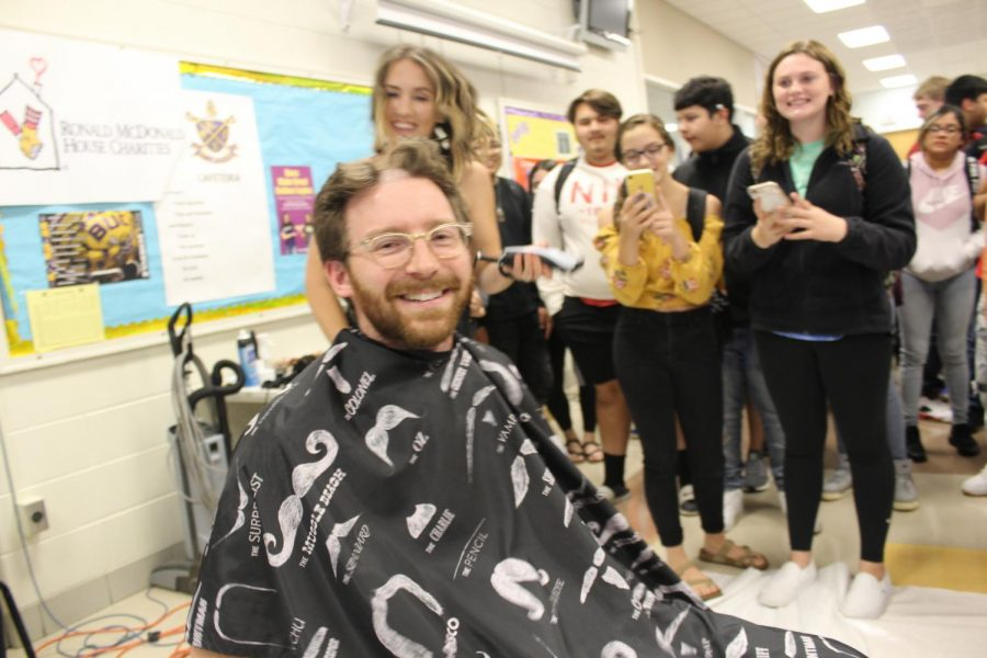 BHS raises money for St. Baldricks