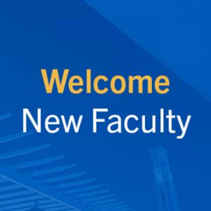 BHS welcomes new wave of faculty