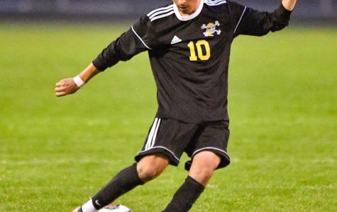Soccer falls to Antioch
