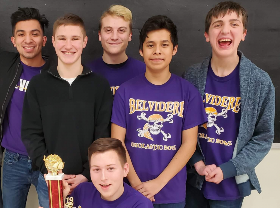 Scholastic Bowl climbs NIC-10 ratings