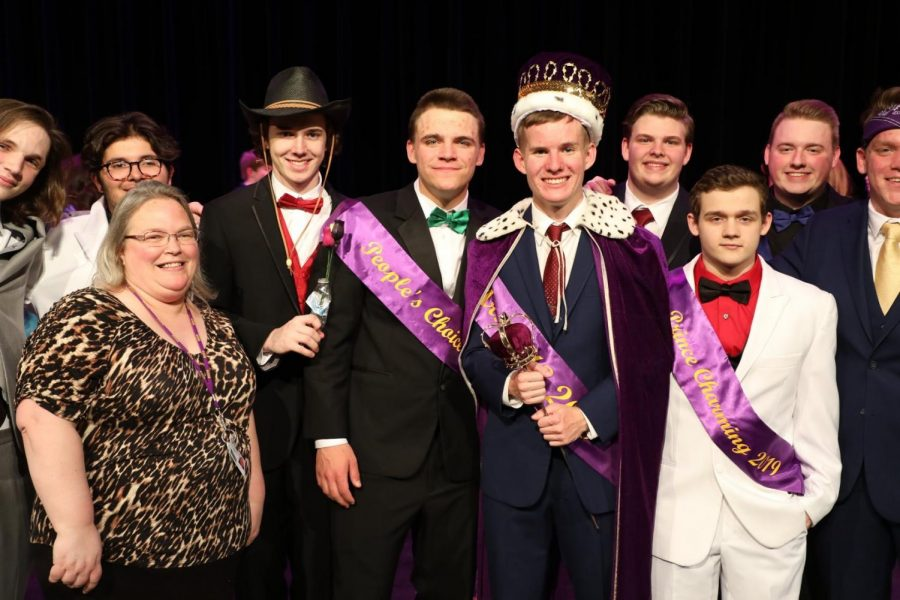 Mr. BHS brings little interest to seniors