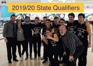 Bowling finishes at state