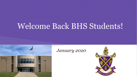 BHS rocks into semester two