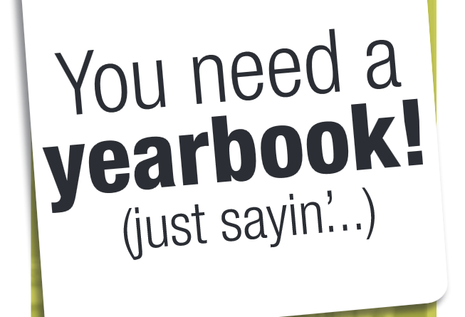 Yearbooks go on sale, senior ads