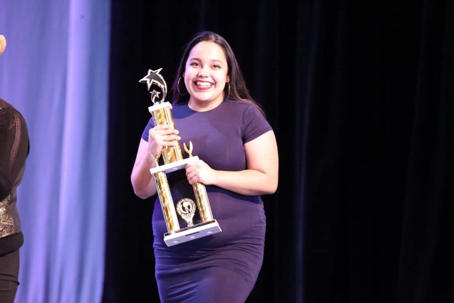 Nungaray wins Belvidere's Got Talent