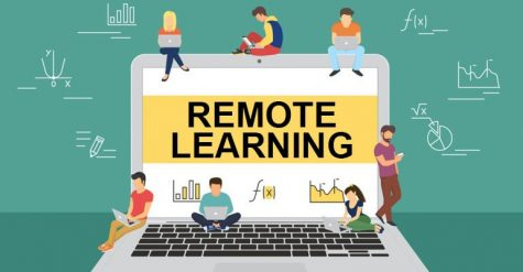 Remote learning has flaws