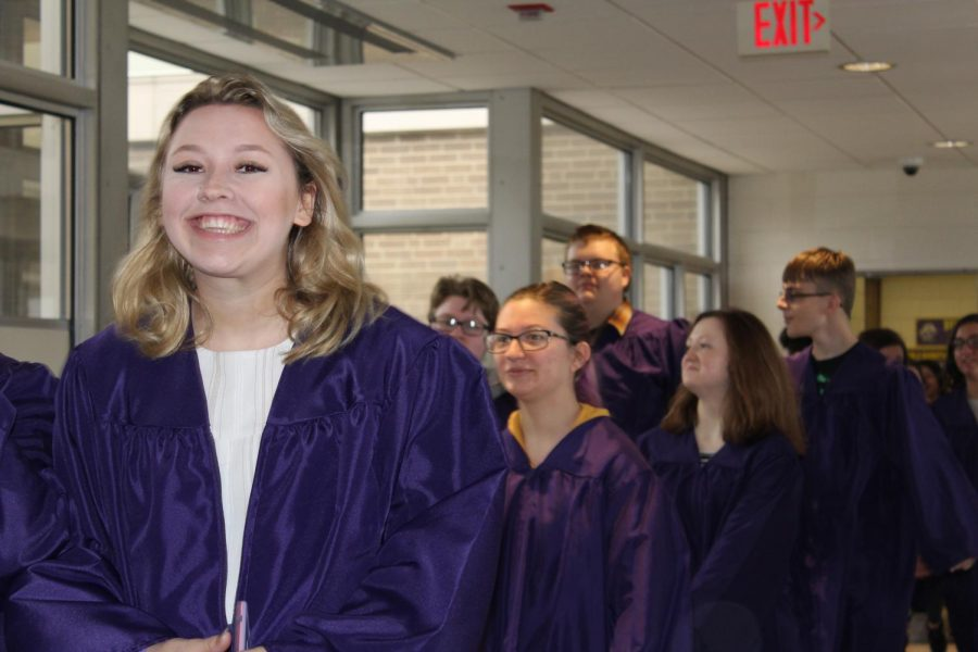 Admin plans for Class of 2021 to have an in-person Graduation