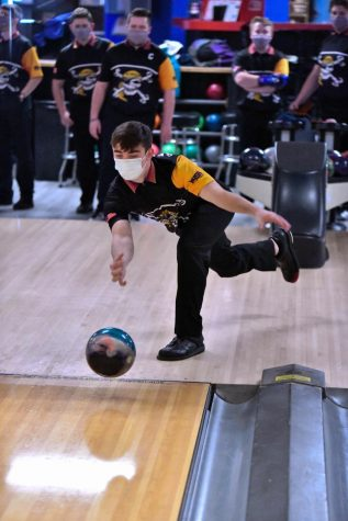 Bowling Team Comes Out With A Win