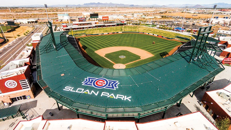 Chicago Cubs return for Spring Training 2021