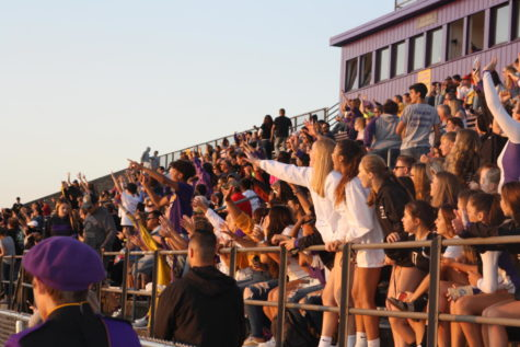 BHS sports to allow limited fans