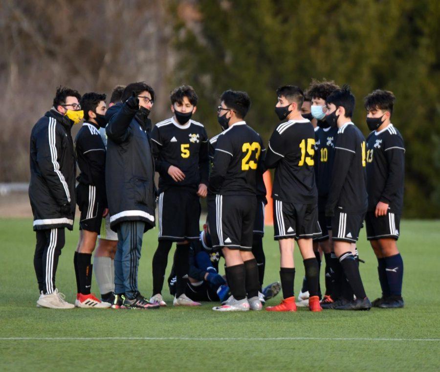 Boys Soccer faces tough losses