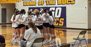 Girls volleyball takes a tough loss