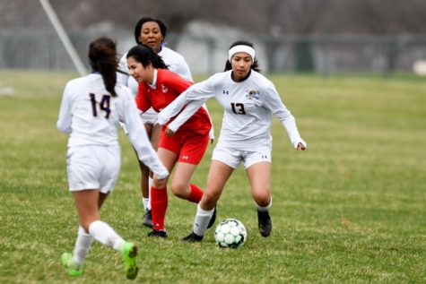 Lady Bucs soccer take tough loss