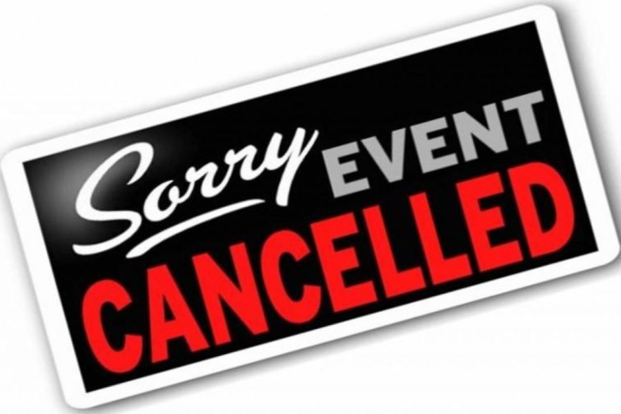 Homecoming events cancelled due to COVID-19